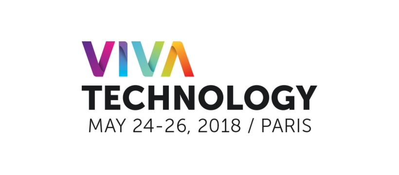 Sweepin at VivaTech